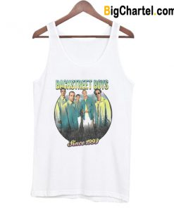 Backstreet Boys Since 1993 Tank Top-Si