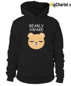 Bearly Awake Hoodie-Si