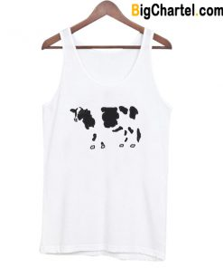 Cow Spots Tank Top-Si