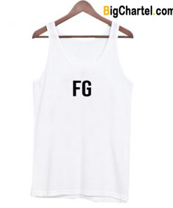 FG Fear Of God Tank Top-Si