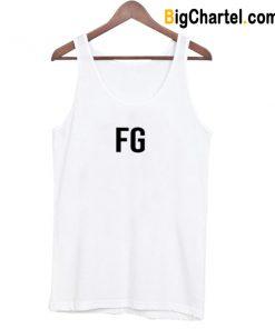 FG Fear Of God Tank Top-Si