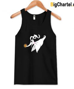 Halloween Nightmare Before Christmas Tank Top-Si