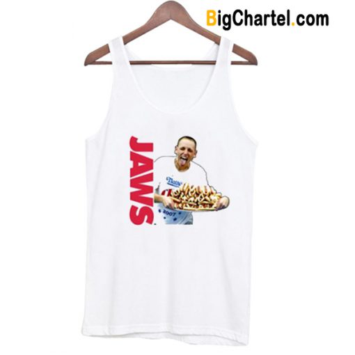 Jaws Joey Chestnut Tank Top-Si
