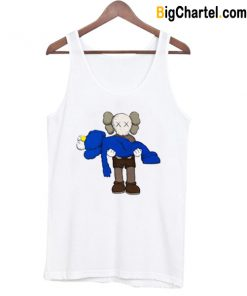 KAWS x Uniqlo Gone Tank Top-Si