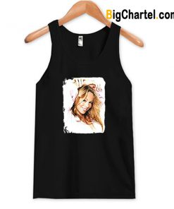 Mariah Carey 2015 CMA Poster Tank Top-Si