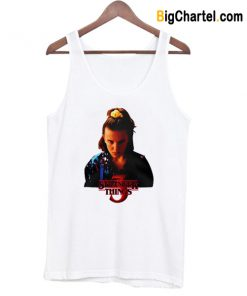 Stranger Things 3 Eleven Tank Top-Si