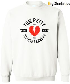 Tom Petty And The Heartbreakers Sweatshirt-Si