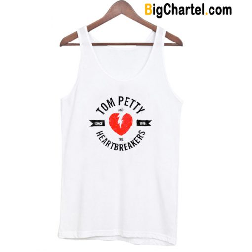 Tom Petty And The Heartbreakers Tank Top-Si