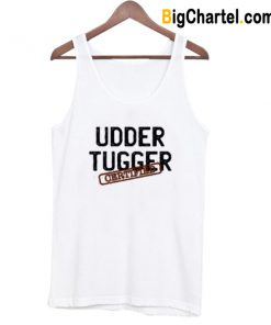 Udder Tugger Certified Tank Top-Si