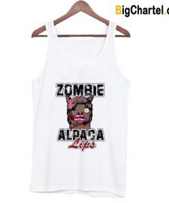 Zombie Alpaca Tank Top-Si