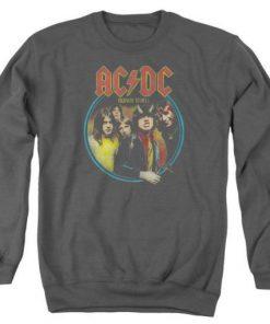 Acdc grey Sweatshirt