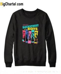 Backstreet Boys Straight Through My Heart Boys Trending Sweatshirt