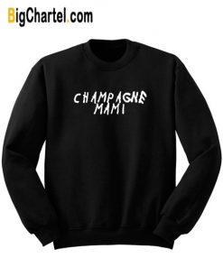 Champagne Mami Sweatshirt