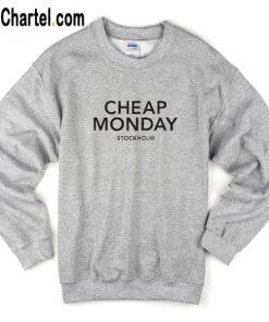 Cheap Monday Stockholm Sweatshirt