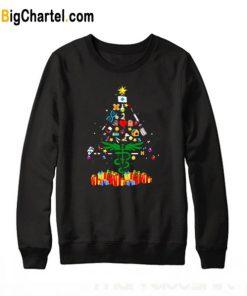 Christmas Nurse Tree Unisex adult Trending Sweatshirt