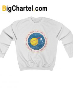 USA National Aeronautics And Space Administration Sweatshirt