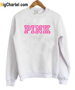 Victorias Secret Pink Logo Sweatshirt