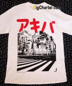 Akihabara At Night T-Shirt