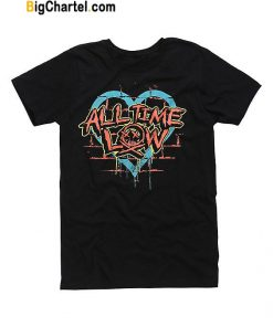 All Time Low Brick Wall T-Shirt