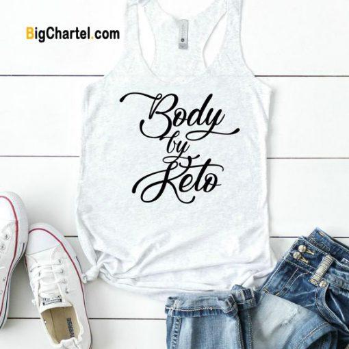 Body By Keto Tank Top