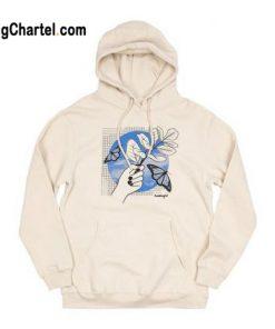 Butterfly Grid Hoodie