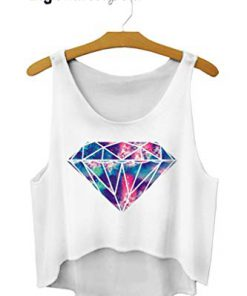 Diamond Women Tank Top