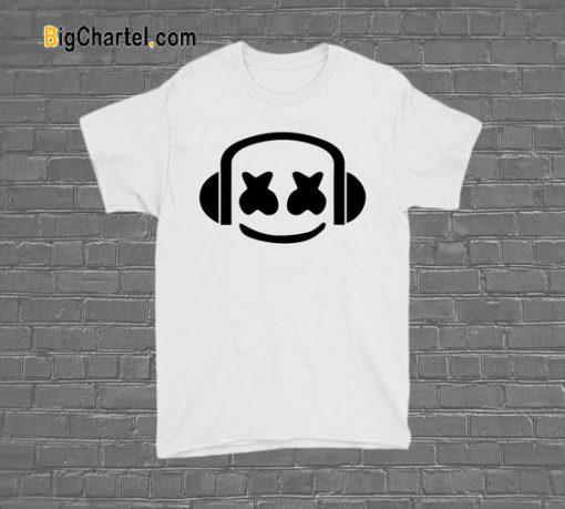 Marshmello DJ T-shirt