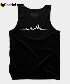 Mountain Art Tank Top