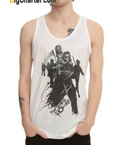 My Chemical Romance Reaper Tank Top