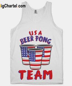 USA Beer Pong Tanktop