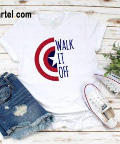 Walk It Off USA T-Shirt