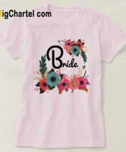 Watercolor Floral T-shirt
