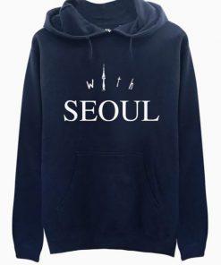 With Seoul Hoodie