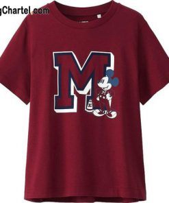 Women Mickey T-shirt