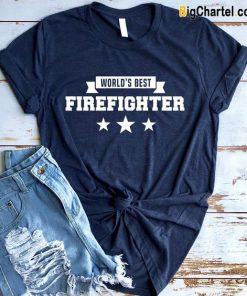 World's Beast Firefighter T-Shirt