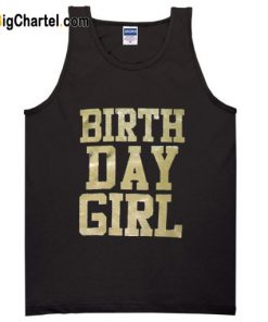 birthday girl tanktop