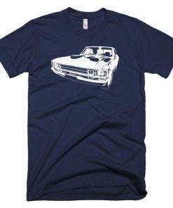1972 Dodge Dart – Modern Rodder – Men's T-Shirt