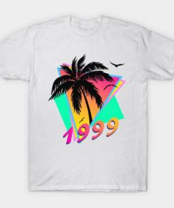 1999 Tropical Sunset T-Shirt