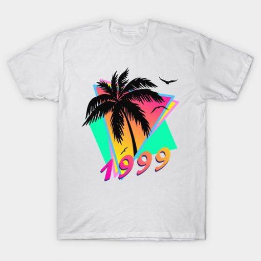 1999 Tropical Sunset T-Shirt