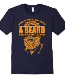 A Beard And Know T-Shirt