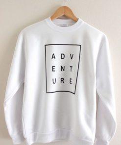 Adventure swetshirt