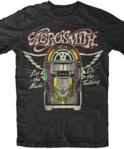 Aerosmith Jukebox T-Shirt