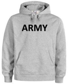 Army Logo Hoodie