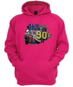 Back To The 90's Hoodie