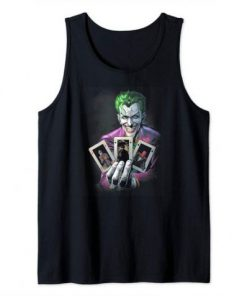 Batman Joker Tank Top
