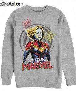 Captain Marvel Endgame Sweatshirt