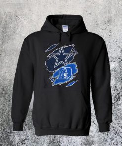 Dallas Cowboys and Duke Blue Devils Hoodie