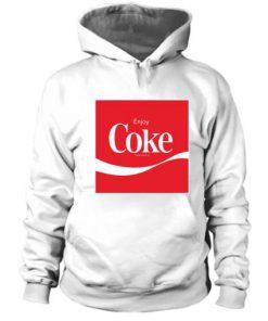 Enjoy Coke Hoodie