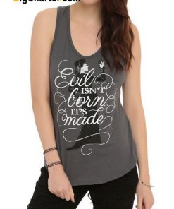 Evil Is Made Girls Tank Top