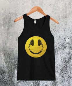 Music Smile Tanktop